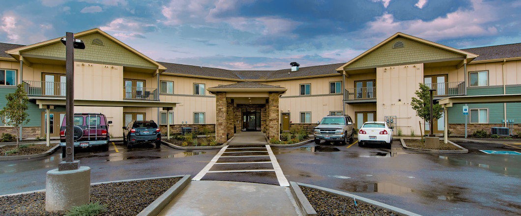 <center>Carlow Senior Apartments - Rexburg, ID</center>