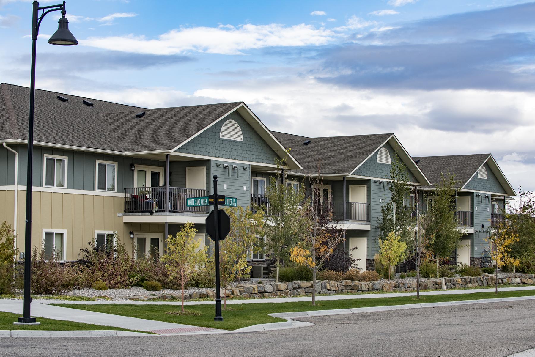 Bandon River Senior Apartments | Northwest Integrity Housing Co