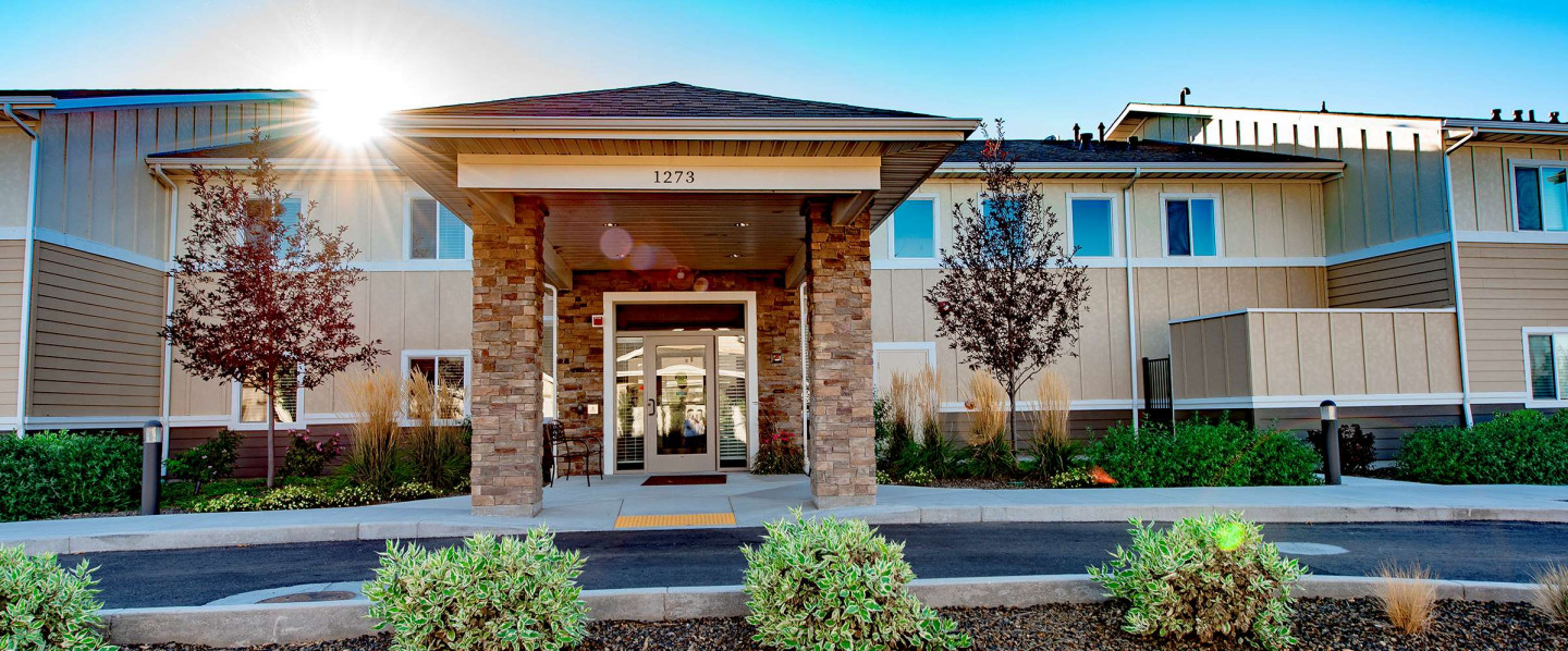 Valencia Senior Apartments -  Fruitland, ID