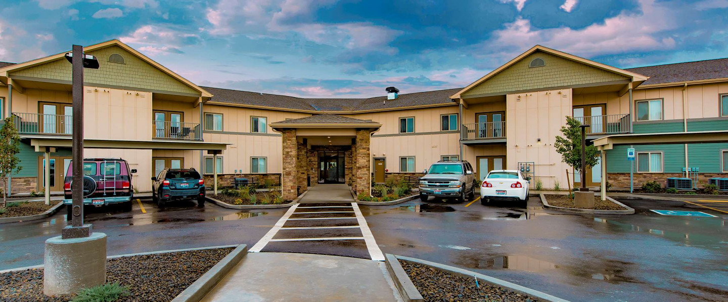 Carlow Senior Apartments - Rexburg, ID